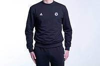Спортивный костюм челси черный адидас,Adidas
