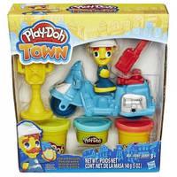 Игровой набор Play Doh  Транспортные средства