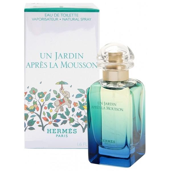 Hermes Un Jardin Apres la Mousson туалетная вода 100 ml. (Гермес Ун Жардин Апрес Ля Муссон)