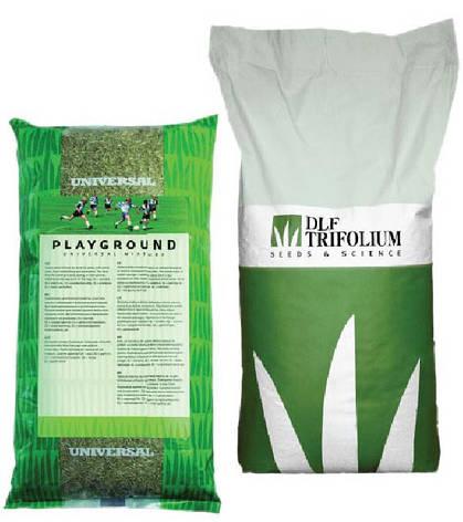 Семена газона Playground 20 кг DLF Trifolium, фото 2