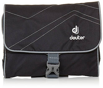 Несессер Deuter Wash Bag I black/titan (39414 7490)