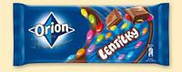 "Шоколад ""Orion"" (Lentilky)"