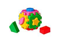 Игрушка куб Умный малыш Мини 1882 ТехноК