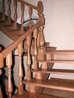 Деревянные балясины для лестниц
