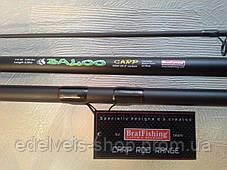 Коропове вудлище BratFishing Baloo Carp 3.3 м (3lbs) carbon im 8, фото 2