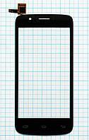 Тачскрин сенсорное стекло Prestigio MultiPhone 5453 Duo Black