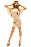 Платье Бабочка из ткани креп дайвинг
