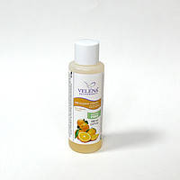 Универсальная жидкость для снятия гель-лака и акриловых ногтей с экстрактом Апельсина VELENA, 100 мл