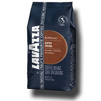 Кофе в зернах Lavazza Super Crema 1 кг.
