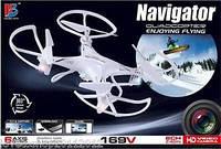 Квадрокоптер-мультикопер Navigator 169V с камерой