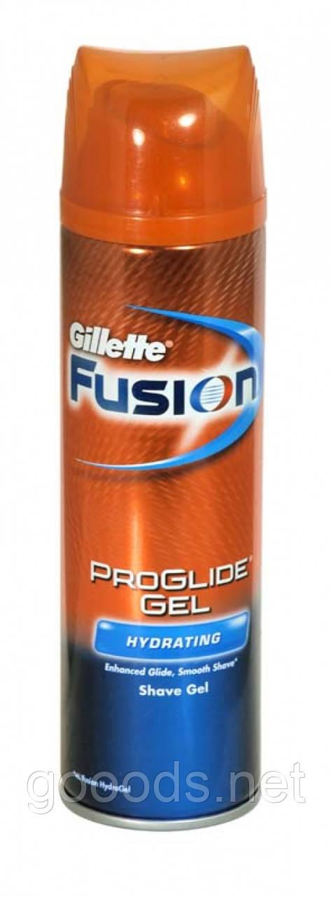 Гель для бритья Gillette Fusion ProGlide Gel Hydrating 200 мл