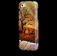 Чехол-накладка для iPhone 5/5S Таинства