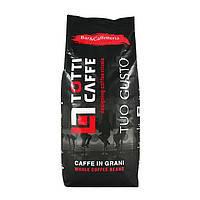 Кофе в зернах Totti Cafe Tuo Gusto (черный) 1000г, фото 1