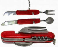 Мультитул ложка-вилка-нож