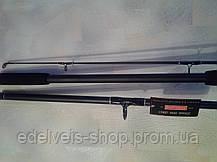 Уцінка.Коропове вудлище BratFishing Excalibur Carp 3.9 м (3.5 bs).побито кільце, фото 3