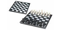 Игровой набор магнитный 3 в 1 Нарды, Шахматы, Шашки 3213