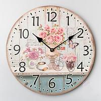 Часы настенные интерьерные (34 см.)