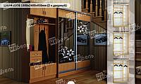 Шкаф-купе 1800*2400*450 (2-х дверный)