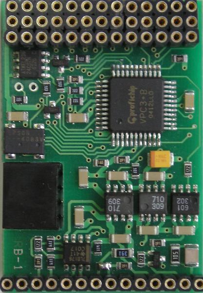 Субмодуль коммуникации MR-0152