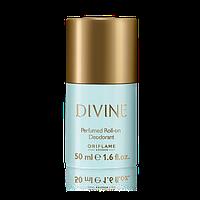 Парфюмированный шариковый  дезодорант Divine