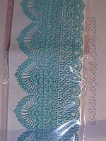 Съедобное кружево из айсинга (разные цвета)