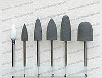 Педикюрные полировщики силиконовые, фото 1