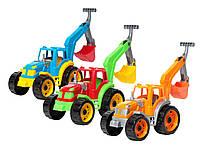 Игрушка Трактор с ковшом 3435 ТехноК