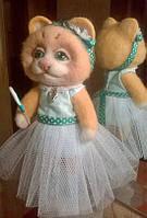 """Кукла из шерсти """"Кошечка"""", фото 1"""