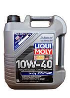 Автомобильное моторное масло Liqui Moly MoS2 Leichtlauf 10W-40 (4 л)