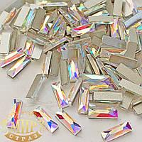 Камни  swarovski  арт 2555.Сrystal AB 2,6х8mm.