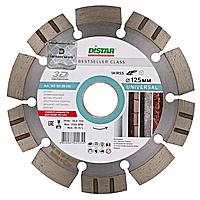 Круг алмазный Distar 1A1RSS/C3 HIT Bestseller Universal 115мм сегментный алмазный диск по бетону Дистар Украин