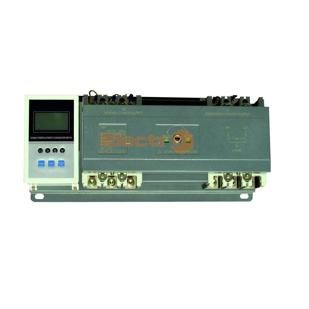 Контроллер АВР-250 Electro TM 200А