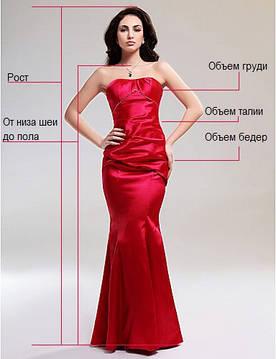 Как правильно определить размер одежды.