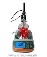 Магнитная мешалка / Кондуктометр / Солемер / Термометр / ОВП-метр - Ezodo PL-700 PCS/рН
