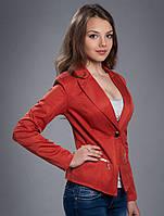 Женский молодежный пиджак на подкладке, расцветки разные