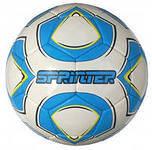 Мяч футзальный SPRINTER , пресскожа с полимерным покрытием