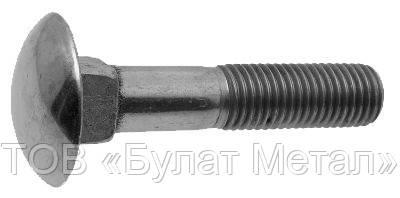Болт оцинкованный ГОСТ 7802-81 - ООО «Булат Метал» в Киевской области