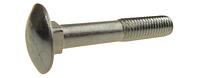 Болт оцинкованный DIN 603