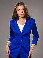 Модный удлиненный пиджак, разные расцветки