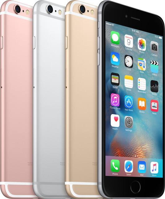 Смартфоны Apple iPhone 6S
