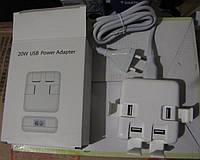 USB адаптер для зарядки телефона и других устройств