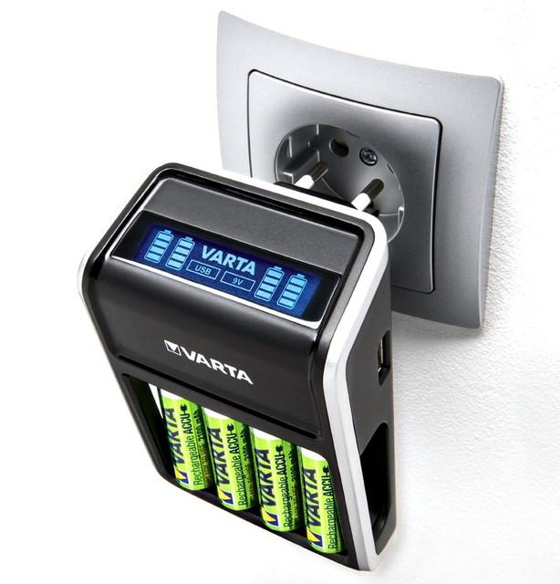Зарядные устройства и комплекты