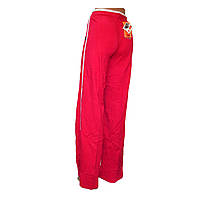 Штаны спортивные №322 красные размер 42-44. Цена розницы 90 гривен.