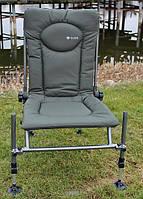 Кресло фидерное складное F2 Cuzo Elektrostatyk.Упаковка бесплатная