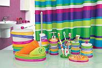 Набор аксессуаров для ванной комнаты из 7 предметов серия Шарлет