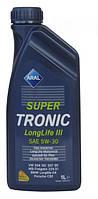 Масло Aral SuperTronic LongLife III 5W-30(1L)