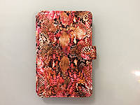 Чехол на планшет 10 дюймов розовая рептилия MELENYUM