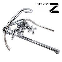 Смеситель для ванны Touch-Z OMEGA 146