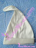 Трикотажная шапочка-колпачок для малыша, разные цвета, фото 1