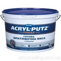 Acryl-Putz шпатлевка финишная (готовая) - 8 кг